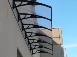 Window awning 01 | RICHMOND ALUMINUM PRODUCTS MFG. LTD. | Tel: (604) 821-0839